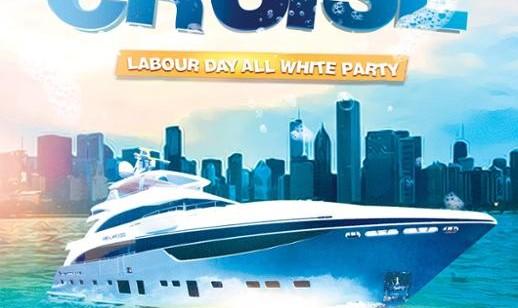 پارتی تابستانی ایرانی سفیدپوشان روی کشتی تفریحی