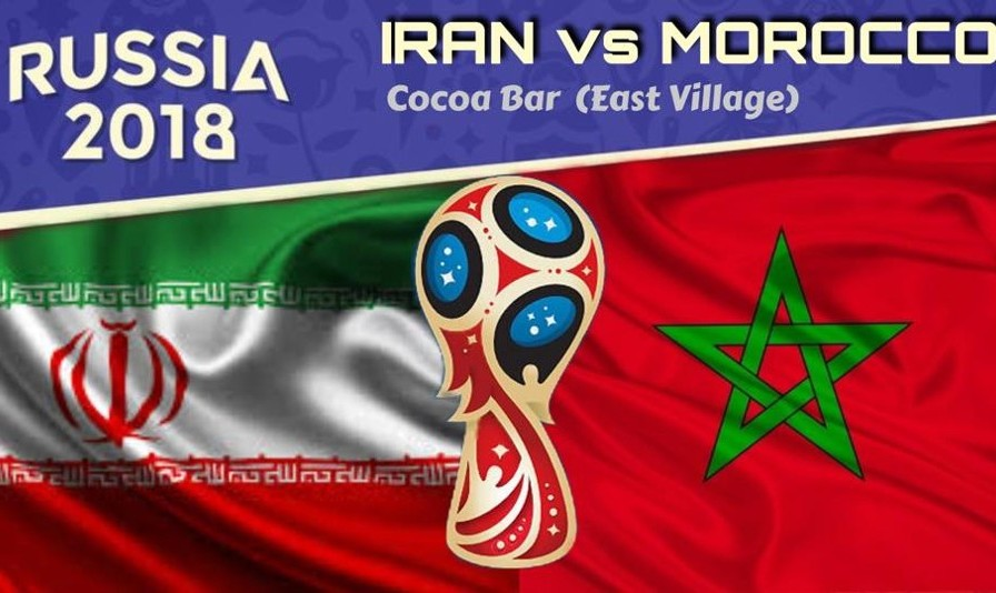 World Cup 2018 - Iran vs Morocco