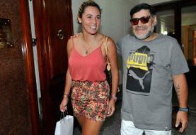 دیگو ماردونا در آرژانتین بازداشت شد