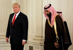 پس از نتانیاهو، بن سلمان هم برای نهایی کردن نقشه علیه ایران به دیدار ترامپ آمد