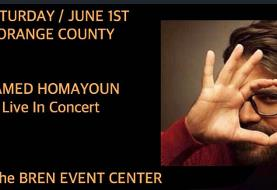 Hamed Homayoun Live in Irvine