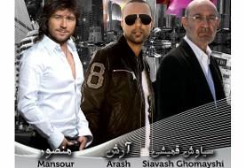 Mansour, Arash, & Siavash Ghomayshi Live in Los Angeles