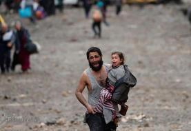 به مناسبت روز جهانی پناهندگان: تروریسم و تجارت اسلحه از عوامل اصلی جنگها، آوارگی و پناهندگی هستند