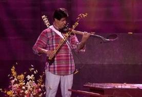 توهین به موسیقیدان مبتکر ایرانی در مسابقه تلویزیونی آمریکا