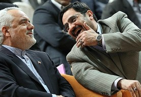مرتضوی مردی فرای حکم دادگاه و قانون! همسر سعید مرتضوی: شوهرم در تهران است اما در منزل نیست!