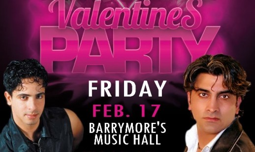 Valentine Party with Rushid live in Ottawa