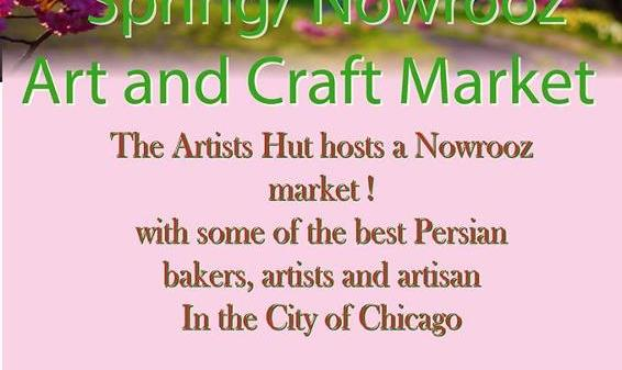Spring/Nowrooz Art and Craft Market
