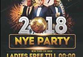 New Years Eve Bash - Zaandam