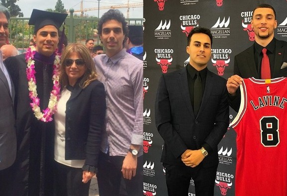 Youngest, Most Successful NBA Agent, is Proud of Persian Heritage