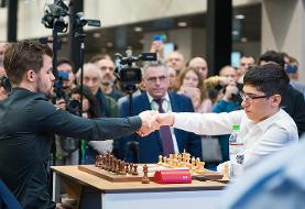 Video: Iranian Chess Prodigy Defeats World Champion