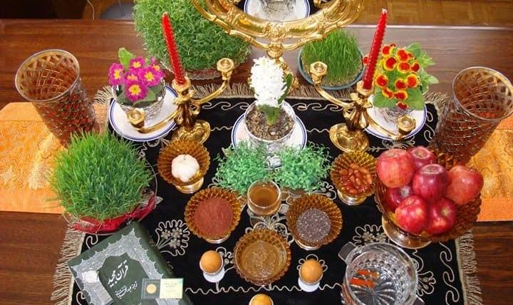 Perzsa újév (Noruz)