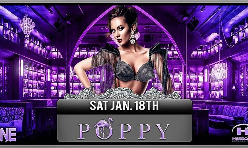 Sensual Saturday Persian Party at Poppy Nightclub