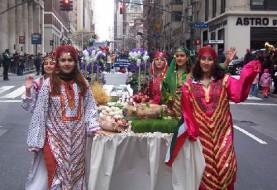 Nowruz ۲۰۱۲ Persian Parade