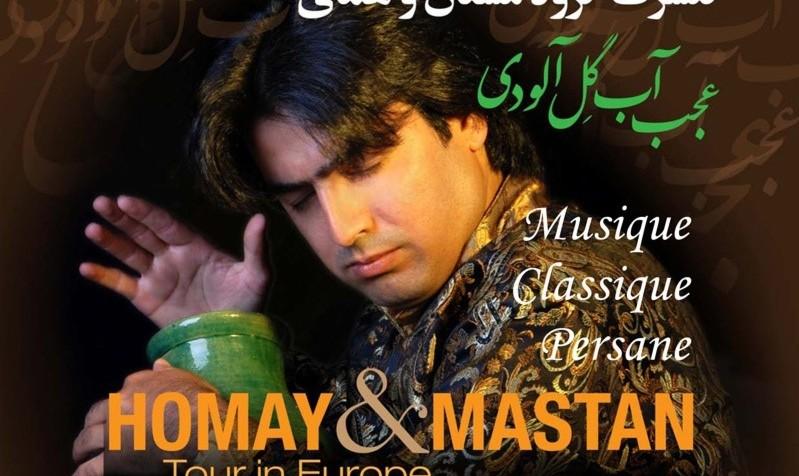 Mastan Ensemble & Homay Concert