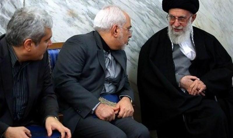 تودهنی رهبری به ظریف: وزارت خارجه فقط مجری سیاستهای مقامات نظام است نه تصمیم گیرنده