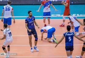 جامجهانی والیبال ؛ ایران با یک باخت دیگر مدال نقره را به گردن لهستان انداخت!