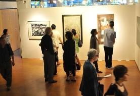 نمایشگاه هنرهای تجسمی در جشنواره تیرگان