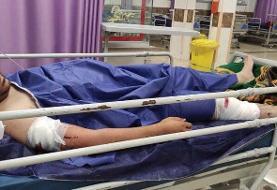 حمله مافیایی با ۲۱ ضربه چاقو به یک عکاس خبری در ایران