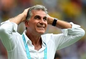 درس اخلاق فدراسیون فوتبال کلمبیا به کارلوس کیروش: سفر مدیران کلمبیا به امارات و مذاکره با کیروش لغو شد!