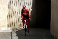 In Pictures: Women's Cycling Tournament in Iran