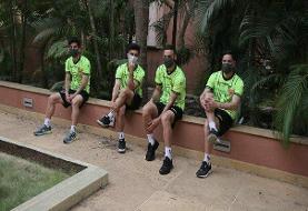 قرنطینه خندهدار پرسپولیس در هتل کنار سایر مهمانان! الوحده امارات به سرنوشت پرسپولیس دچار شد!