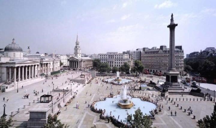 The Biggest Outdoor FREE Film Screening of The Salesman at Trafalgar Square