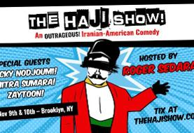 The Haji Show: First Live Iranian-American Talk Show And Comedy