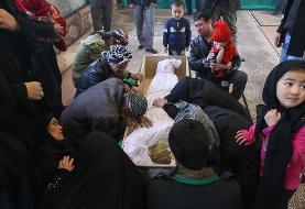 دیدار رهبر ایران با خانواده افغانستانی های جان  باخته در سوریه: فاطمیون از دیگران استقامت بیشتری داشتند و عامل شکست امریکا در منطقه بودند