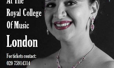 Classical Folklore Azeri Concert with Soprano Sanaz Nikham