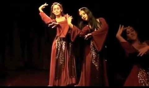 Shahrzad Khorsandi: Persian Dance Performance