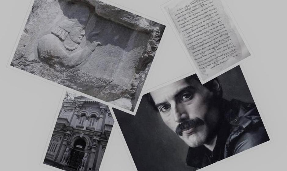 Symposium: 'Zoroastrianism' with Dr. Asghar Seyed Gohrab