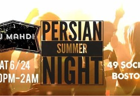 Persian Summer Night Party