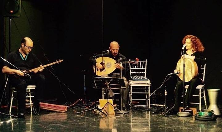 شام و كنسرت موسيقى ايران و ارمنستان: همكارى دو گروه هارمونيك موشِن و كاروان
