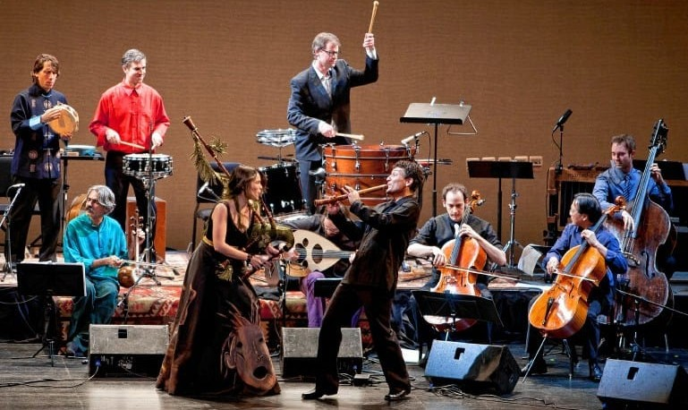 Yo-Yo Ma's Silk Road Ensemble Wins Grammy with Kurdish Iranian ...