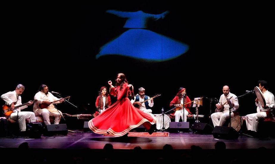 کنسرت موسیقی سید علی جباری و گروه همدل