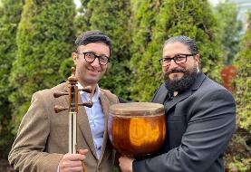 کنسرت دونوازی پژهام اخواص و نوید کندلوسی: موسیقی روح نواز ایرانی