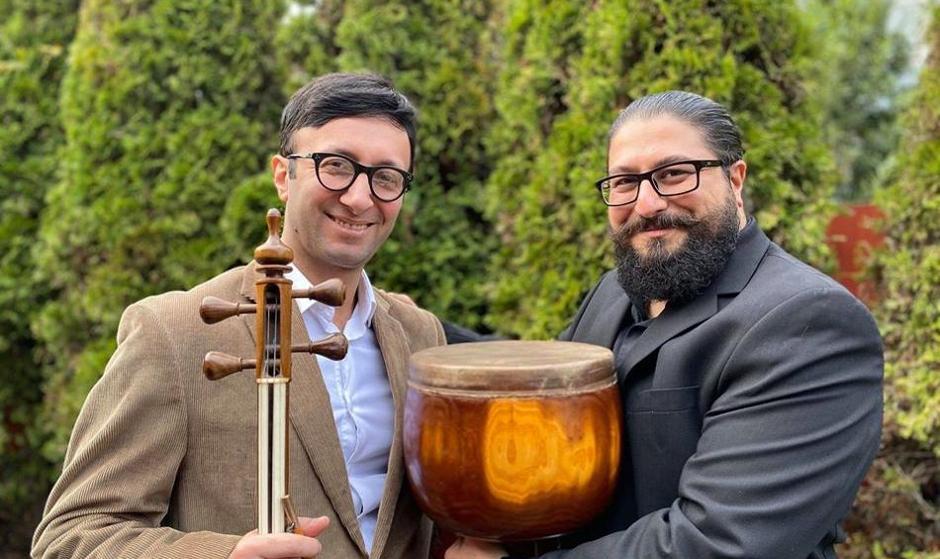 Pezhham Akhavass & Navid Kandelousi: Persian Classical Duet