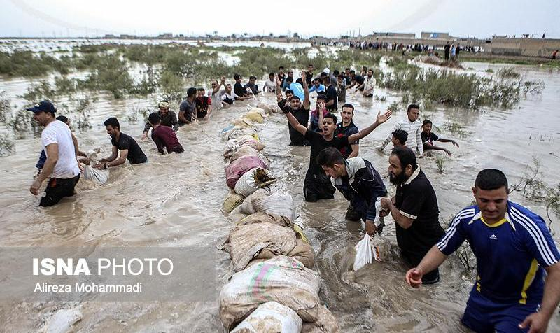 In Pictures: Iranian Towns Submerged, New Victims of Global Warming?