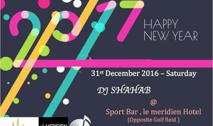 Happy New Year 2017: Persian Night with DJ Shahab