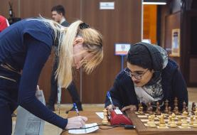 Iranian Girl Finishes Second in World Junior Chess Championships