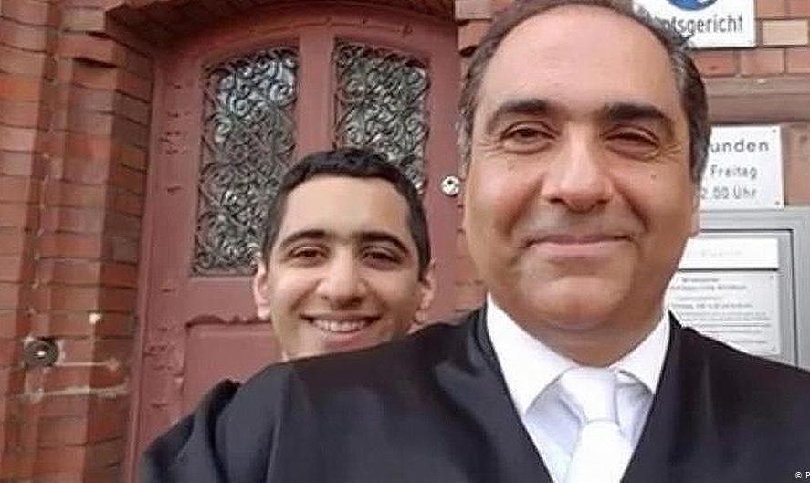 دولت ترامپ به وکیل شاخص ایرانی آلمانی اجازه نداد به مراسم خاکسپاری ...