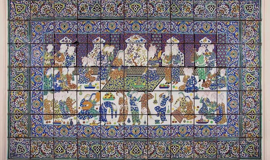 On the Steps: A Celebration of Persian Arts and Culture