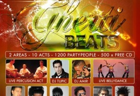 Gherti Beats ۲: Persian Party