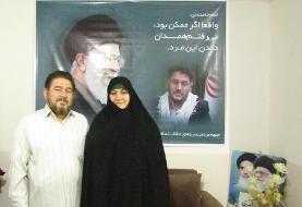 یک سردار جانباز شیمیایی سپاه در بیمارستان بهشتی همدان به دلیل کرونا جان باخت