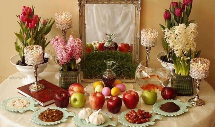 Fête de Norouz - Nouvel an Iranien- Afghan