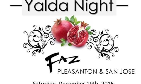 Yalda Night in San Jose: Persian Food, Dance and Music