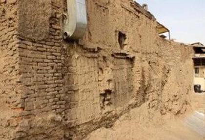 دیوار ۴۰۰ ساله تهران در آستانه تخریب