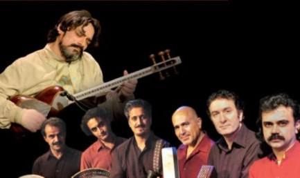 Zarbang Ensemble feat. Hossein Alizadeh