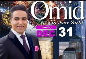 Omid Live in New Year's Eve Concert in New York