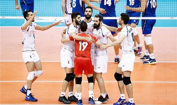 ایران انتقام لیگ جهانی را از ایتالیا گرفت: پیروزی ایران در نخستین گام والیبال جام قهرمانان بزرگ برابر ایتالیا در دوئلی تماشایی